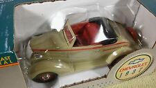 Liberty Classic SpecCast 1937 Chevrolet Coupe 1/25 Diecast Bank Demonstrator Car