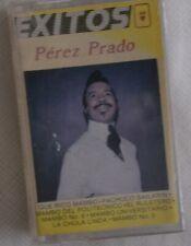 Perez Prado - Exitos - Cassette New! Sealed!