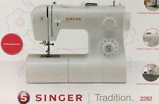 SINGER Freiarm Nähmaschine Tradition 2282 32 Stichprogramme 750 Stiche/min. NEU