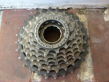 Vintage DNP IY-1007 13-28 teeth 7 speed freewheel Slick Shift System
