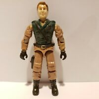 G.I. Joe ARAH 1990 MAJOR STORM Action Figure NEAR PERFECT MINT++!!