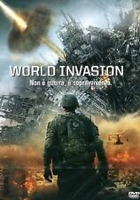 Dvd WORLD INVASION - (2010)  ......NUOVO