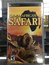 Cabela's African Safari PSP (Sony PSP, 2006) Original Factory Sealed