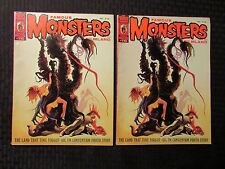 1975 FAMOUS MONSTERS Magazine #116 FN-/FN Author F. Paul Wilson FPW Collection