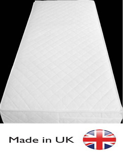 Quilted&waterproof Cot-Bed-Mattress Baby/Junior Toddler-Breathable All Size