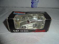 MONOGRAM AUTO 1:87 MERCEDES GULLWING Giocattolo Die Cast Auto vintage toys car