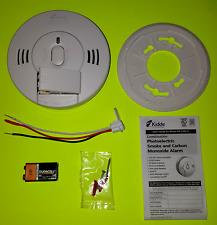 Kidde Talking Fire & Carbon Monoxide Detector KN-COPE-IC FireX Fire CO Alarm