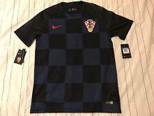 Croatia Kroatien 2018 Nike Authentic Away Shirt Jersey Trikot 893864-010 Size L