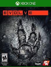 NEW Evolve (Microsoft Xbox One, 2015)