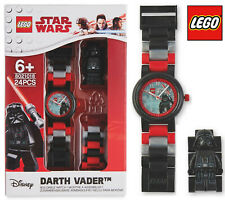 LEGO® Star Wars™ Darth Vader Minifigure Link Watch - Build your own - Age 6+