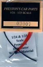 Preston Prewired Engine Wire Distributor ORANGE for Model Cars  1/24 & 1/25
