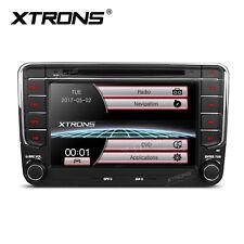 "7"" Car Stereo GPS Sat Nav CD DVD Head Unit For VW Amarok Caddy Golf Passat T5"