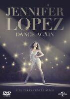 Jennifer Lopez Dance Again DVD *NEW & SEALED*