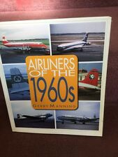 Aviation Book Airliners Of The 1960s Gerry Manning