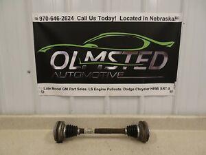 05 06 Pontiac GTO Rear Axle Halfshaft Driver Passenger Side GM 92162976 Shaft