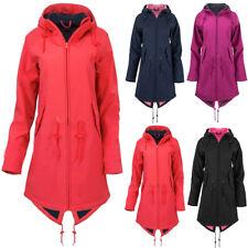Ladies Windproof Fleece Parka Winter Coat Hoodies Warm Long Jacket Overcoat HOT
