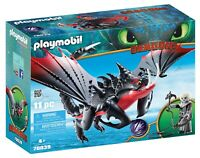 Playmobil Dragons Deathgripper with Grimmel Kids Play 70039 NEW SAME DAY SHIP