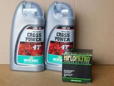 Motorex Cross Power 4T 10W-50 / Ölfilter Husqvarna TC250 TC250 R Bj 09 - 13