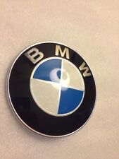 1997-2003 BMW 5 SERIES EMBLEM GENUINE FRONT HOOD  1 Pin Broken P# 51148132375