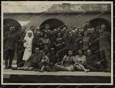 Chieti-Abruzzo-Italia-FANTERIA - Wehrmacht-WW II-ITALY-esercito-OSPEDALE - Girls