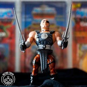 Masters Of The Universe - Blade - 100% Komplett Complete - MotU He-Man