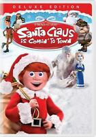 Santa Claus Is Comin To Town DVD Christmas Classic Deluxe Edition