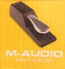 M-AUDIO SP-2 Piano Electronic Keyboard Universal Sustain Petal