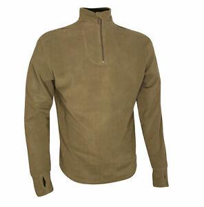 Thermal Fleece British Army Surplus Cold Weather Jumper Norgi NORWEGIAN MTP - S