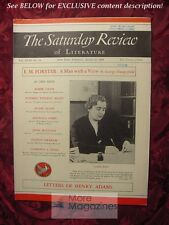 Saturday Review August 27 1938 LAURA KREY E. M. FORSTER