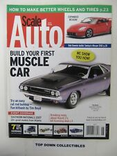 Scale Auto  Magazine    June 2008    Top Kits Reviewed/Your First Muscle Car