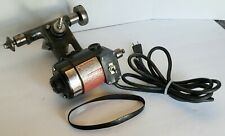 DUMORE 11-011 MACHINISTS LATHE MILL TOOL POST GRINDER ~ TESTED RUNS GOOD!