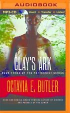 Patternist: Clay's Ark 3 by Octavia E. Butler (2015, MP3 CD, Unabridged)