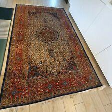 Alter Feiner Handgeknüpfter Perser Orientteppich Old Carpet 258x157cm
