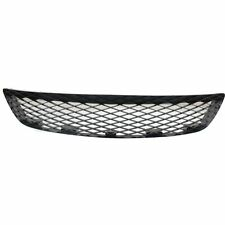 2004-2006 Mazda 3 Hatchback Bumper Grille Lower Center Black Plastic MA1036115
