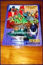 Japan Transformers Takara Victory Dinoking DORYU MOC Pretender RARE Dinoforce