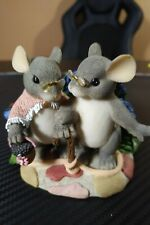 """Charming Tails """"My Love For You Will Never Grow Old"""" - Very Good Condition"""