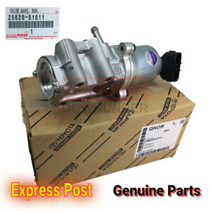 GENUINE RH EGR VALVE LandCruiser 200 Series 1VD FTV 4.5L V8 Turbo Diesel Gasket
