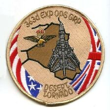 RAF 363rd Expeditionary OPS Group DESERT TORNADO Prince Sultan Air Base '90s