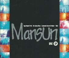 MANSUN - ONE EP 1996 UK CD SINGLE