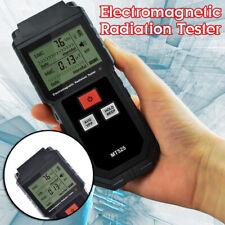 MT525 Digitaler Elektromagnetischer Strahlungsdetektor EMF-Meter Geiger-Tester