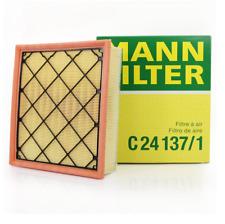 Original MANN-FILTER Air Filter C 24 137/1 Luftfilter For VOLVO FORD 30757155