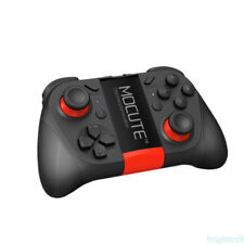 For Android iOS Phone Bluetooth Wireless Game Controller Gamepad Joystick Black