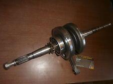 88 Yamaha TerraPro YFP 350 PTO Engine Crankshaft Crank Connecting Rod Shaft OEM