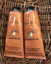 Crabtree and evelyn Gardeners hand cream 100g X 2 # RRP £41 (£20.50 Each)