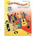 Alfred 00-45241 Kids Guitar Course 1