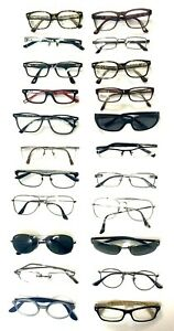 Ray Ban Sunglasses/Eyeglasses/Frames (Lot Of 22) Z4