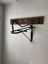 New listing Metal Wall Saddle Rack