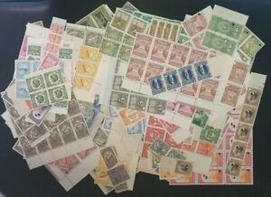 LATIN AMERICA MNH/Unused SPECIMEN Lot 300++ in Sheets/Pairs Unchecked High CV!!