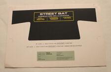1995 Kenner Batman Forever Street Bat Proof Card Pre-Production