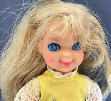 Vintage Tutti Doll 1965 Mattel Inc. Japan 5 w/Orig. Blouse& Shorts Barbie Friend